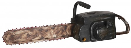 Chainsaw Animated